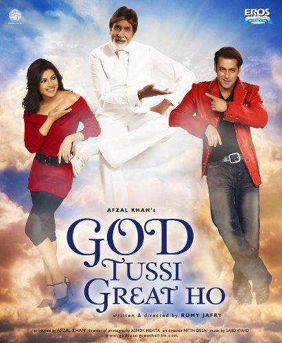 God Tussi Great Ho 2008 720p Hindi HDRip Full Movie Download extramovies.in God Tussi Great Ho 2008
