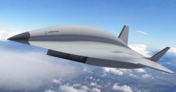 Valkyrie II: Το υπερηχητικό μαχητικό της Boeing που θα διασχίζει τον Ειρηνικό Ωκεανό σε μόλις 2 ώρες! (βίντεο)