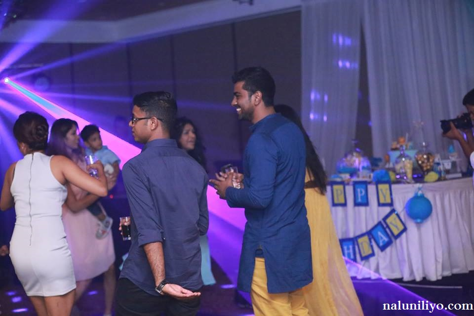Nadeesha Hemamali party 2016 new