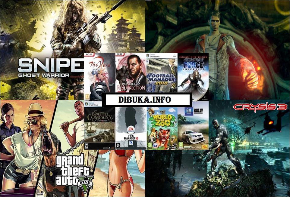 Download Kumpulan game PC 2013 full version gratis terbaru
