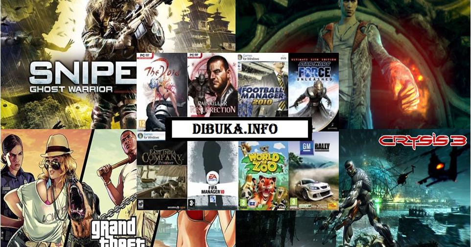 Download Kumpulan Game PC 2016 Full Version Free - Ilmu ...