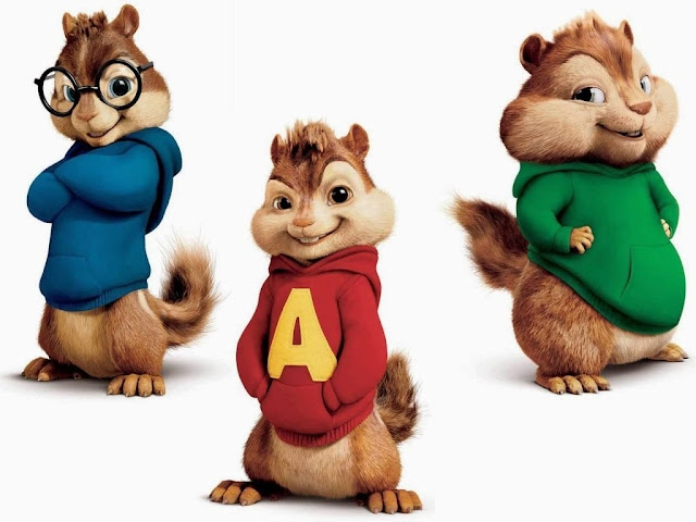 Wallpaper Alvin and The Chipmunks