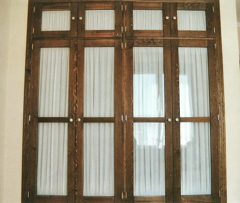 Carpinteria sevilla armarios y puertas - Puertas de cristal para armarios ...