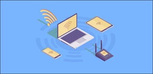 كيفية تحويل اللابتوب الى راوتر بدون برامج فى ويندوز 10