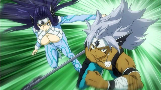 Karakter Anime Pengguna Kekuatan Elemen Air Terkuat Pisces ( Fairy Tail )