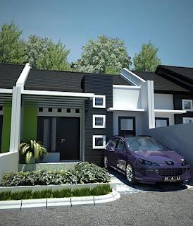 rumah minimalis modern: desain rumah minimalis type 36 2