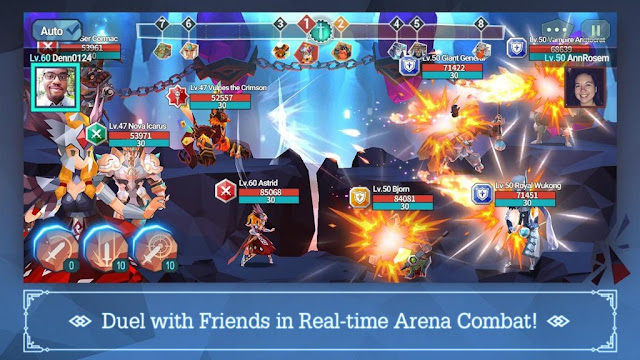 real time combat