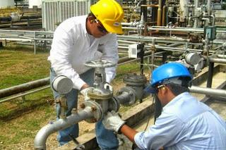 Proceso del gas natural