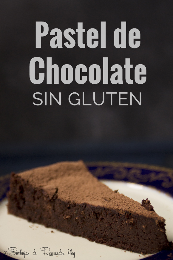 El mejor pastel de chocolate de Suiza para PAPÁ... y sin harina