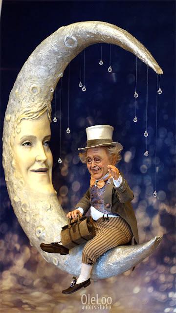кукла на заказ кукла по фотографии портретная кукла по фотографии на заказ подарок на юбилей эксклюзивный подарок элитный подарок коллекционная портретная кукла дизайн интерьера для куклы ручная работа подарок руководителю элитный подарок руководителю на юбилей запоминающийся подарок оберег для дома куклы оксаны панченко работы андрея панченко авторская студия
