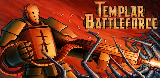 Templar battle forces