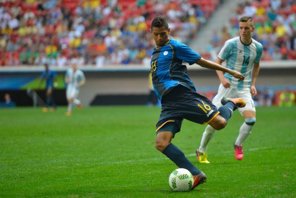 Após empate com Honduras, futebol masculino da Argentina é eliminado dos Jogos