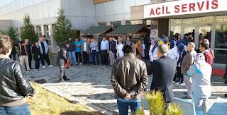 Bozkır Devlet Hastanesinde 2018 Yılı Afad Eğitimi gerçekleştirildi.