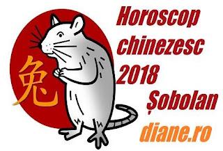 Horoscop chinezesc Șobolan 2018