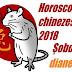 Horoscop chinezesc 2018 - Șobolan