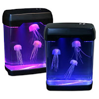 LED Jellyfish Mood Lamp