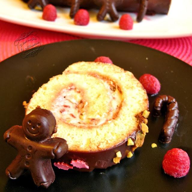 buche noel et chocolats