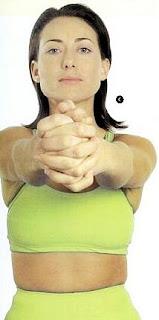 Gerakan senam untuk menaikkan payudara yang turun maupun lembek