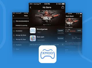 Download XmodGames v2.3.5 APK Terbaru