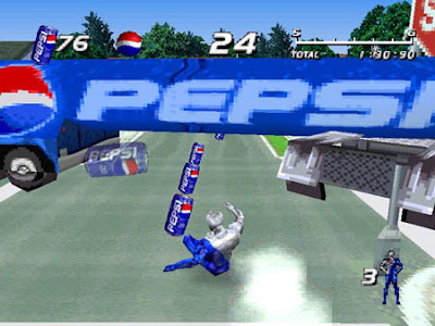 action arcade game created and published KID in  Free Unduh Game: Pepsi Man - PC Full Version