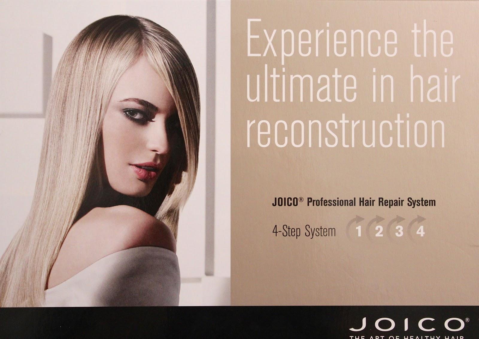 Joico K Pak Hair Repair System