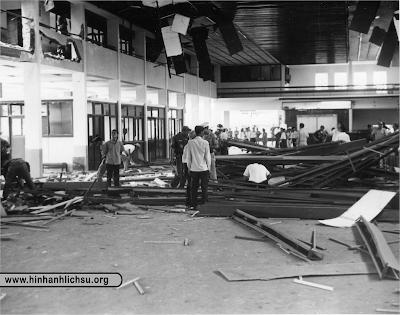 Vụ đánh bom nhà ga sân bay Tân Sơn Nhứt năm 1965