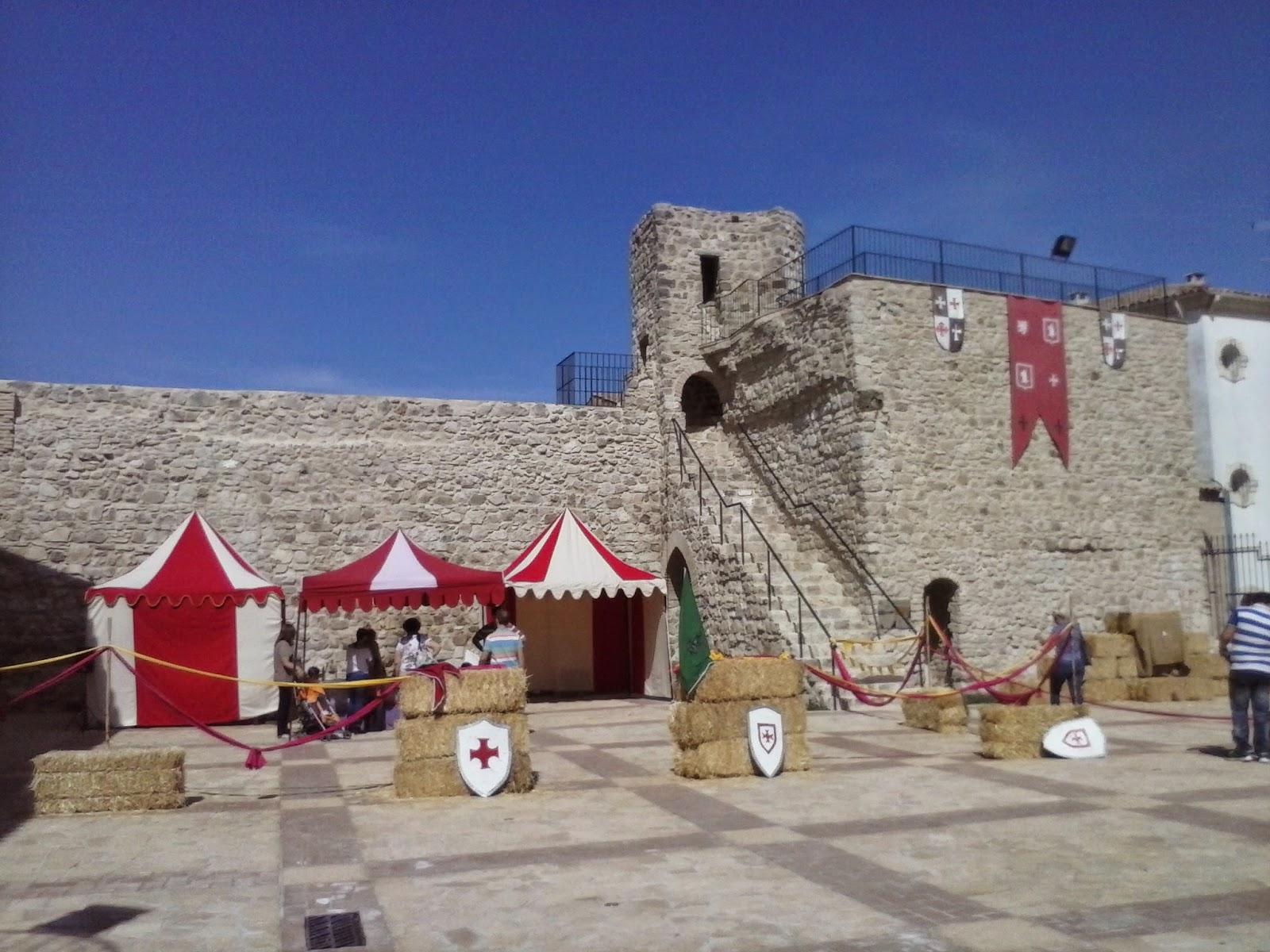 Mercvado Medieval de Torredonjimeno