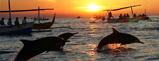 tempat wisata di bali Pantai Lovina