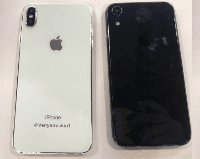 Apple iPhone X Plus Leaked With LCD Display And Stainless Steel body