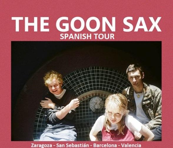 Que vienen The Goon Sax!!! - Cuatro citas en Octubre 1