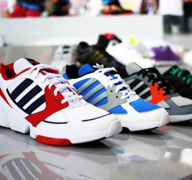 La dernière création Adidas, Megalizer ou la chaussure