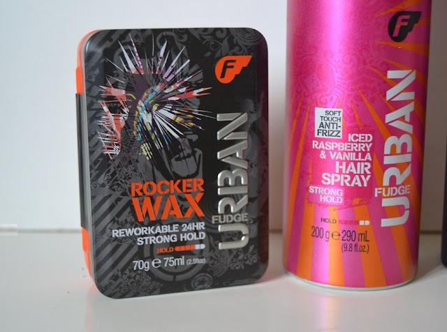 Fudge Urban Rocker Wax Review