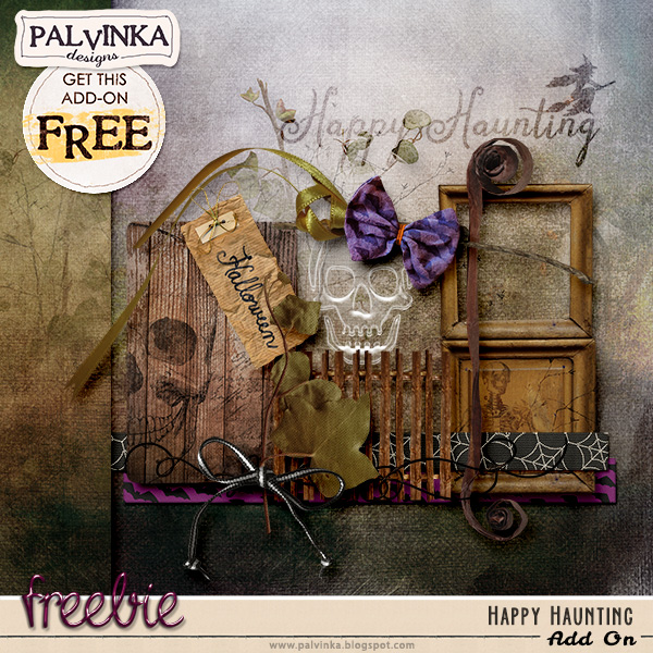 Happy Haunting Collection on SALE and FREEBIE