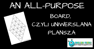 An all-purpose board - uniwersalna plansza