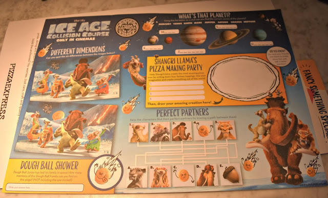 Pizza Express And Ice Age Collide This Summer