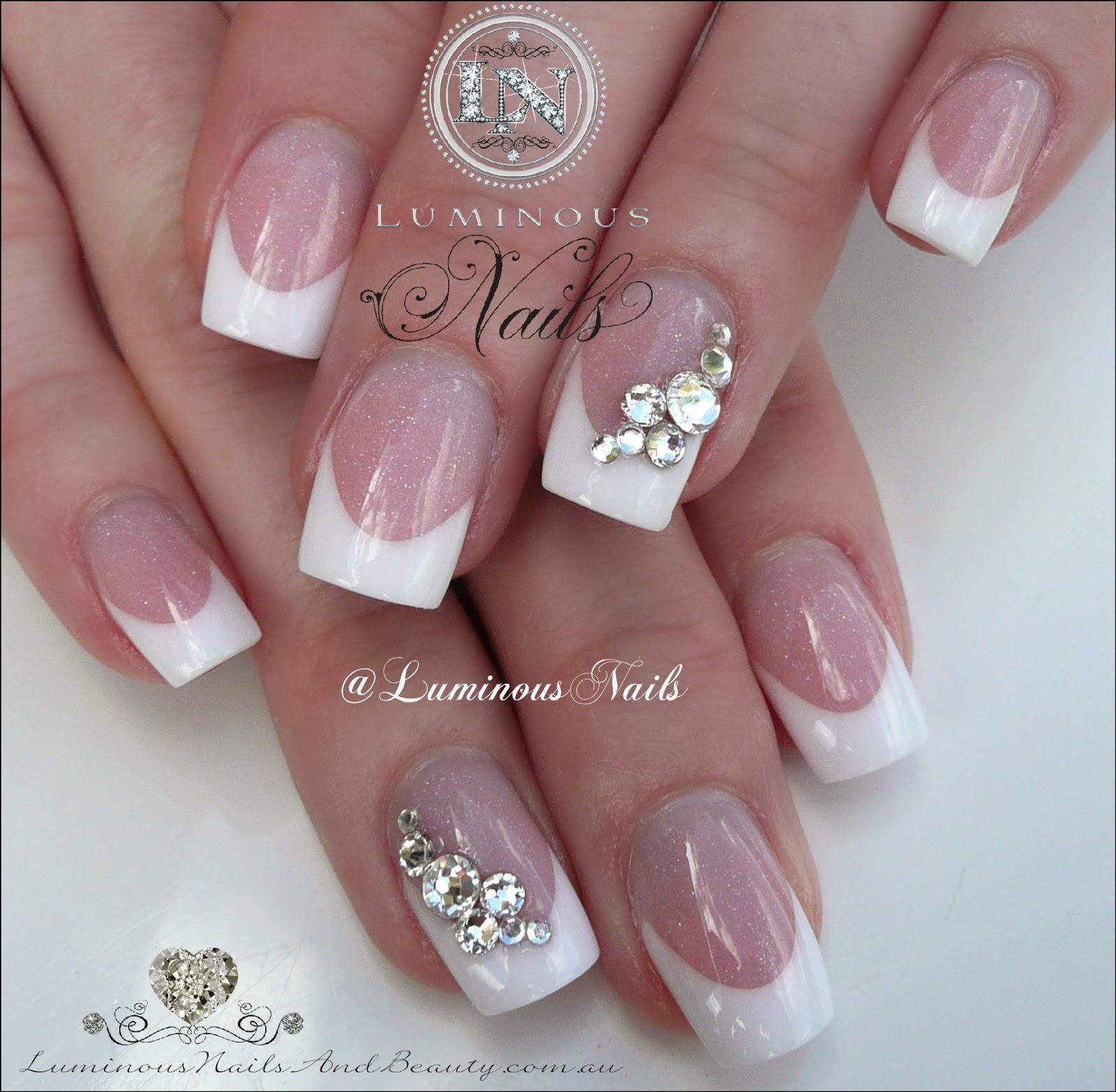 Bridal Nail Ideas
