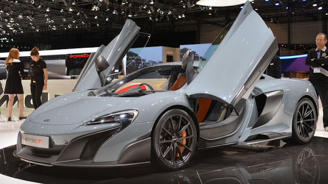 2016 McLaren 675LT Specs, Features, Performance Review