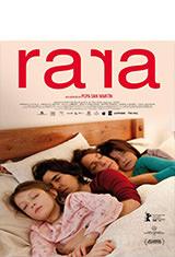 Rara (2016) DVDRip Latino Chile AC3 5.1