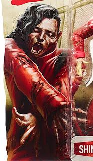 Mattel WWE Zombies Action Figures Series 3 Shinsuke Nakamura 01