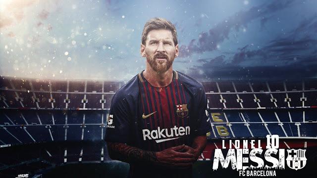 Messi chuẩn boy
