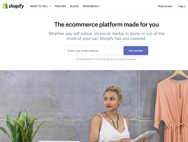4 Awesome Themes For Your Shopify Store