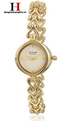 Đồng hồ titan xu hướng thời trang hot nhất hiện nay