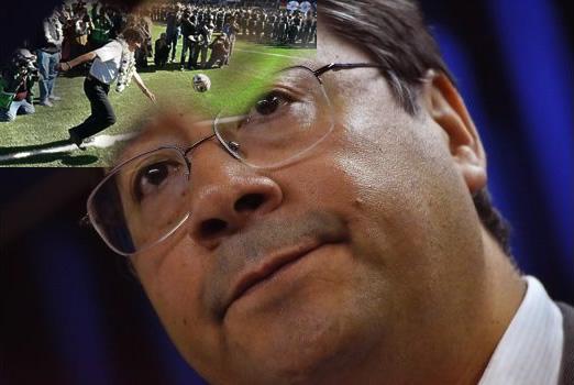 Ministro Luis Arce Catacora afectado por un tumor