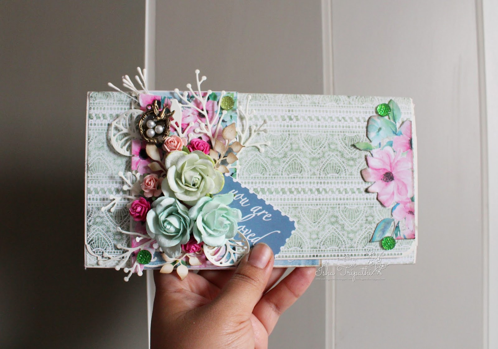 Mini Wallet · How To Make A Paper Wallet · Sewing on Cut Out + Keep | 1122x1600