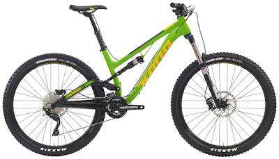 2016 Kona Process 134 29er Bike