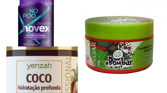 mascaras nutritivas low poo