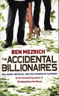 Books For Men Book Reviews! The Accidental Billionnaires by Ben Mezrich