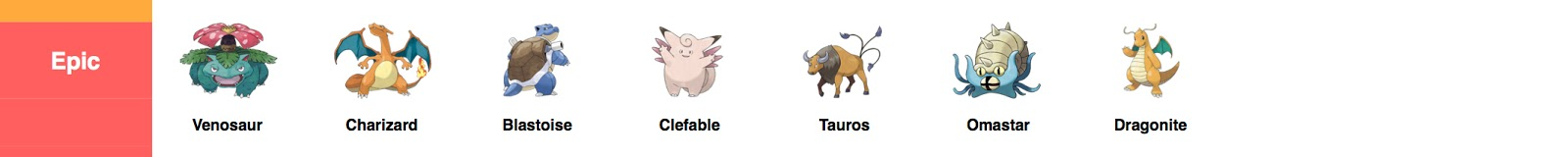 pokemon epic