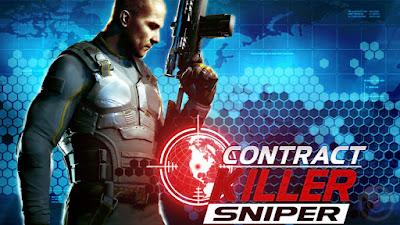 CONTRACT KILLER SNIPER MOD APK v6.1.1 Unlimited Money Update