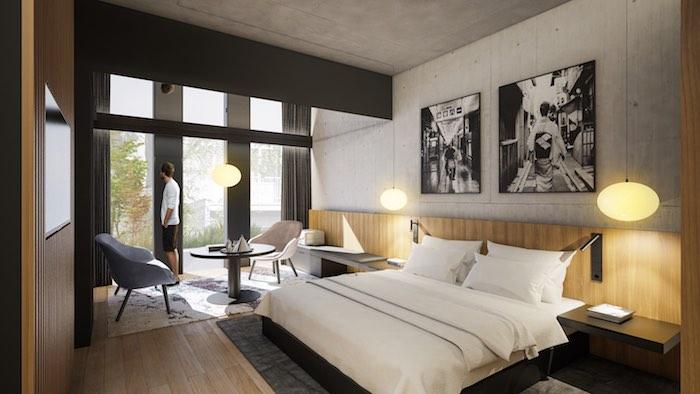 Warszawa Robert De Niro, Robert De Niro hotel Nobu, hotel Nobu, hotel Nobu Warszawa, hotel Nobu historia, pięciogwiazdkowy hotel w Warszawie, Hotele, Nobu Hotel Warsaw